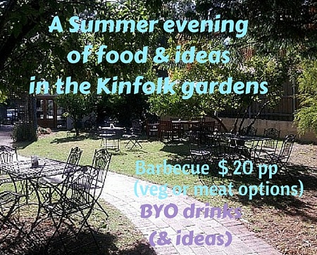 Kinfolk gardens BYO drinks and ideas